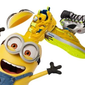 Start at $35New Arrivals: Reebok X Minions Collection