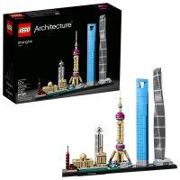 Lego 建筑系列之 上海 21039