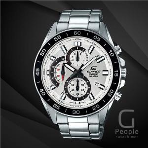 8.1折 $94.25(原价$116.21)卡西欧男士 Edifice系列 矿物玻璃表盘 不锈钢石英手表