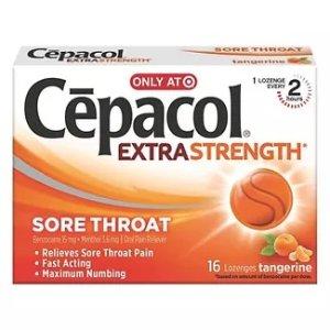 Cepacol 喉糖,16粒装