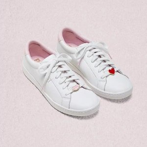 e80adb2e10dd Kate Spadekeds x kate spade new york ace lips hearts sneakers