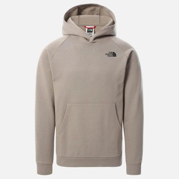 卫衣 棕灰色新款