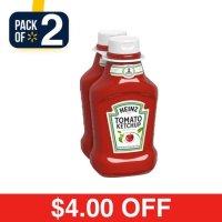 Heinz 番茄酱 2瓶装