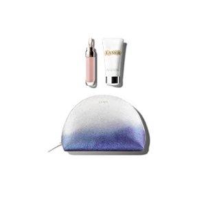 La Mer限量套装 价值$250丰唇蜜+护手霜