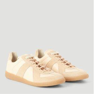 8折 新款德训鞋£336Maison Margiela 马吉拉独家大促 收德训鞋、分趾鞋包包等