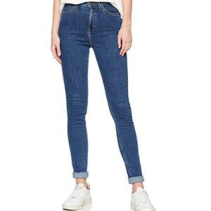 Lee 女式 Ivy 紧身牛仔裤 6.6折特价 修身尽显好腿型