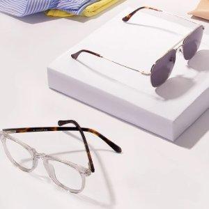 Buy 1 Get 1 FreeEyeglasses Frames And Lense Mother's Day Sale