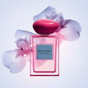 A Versatile Wardrobe Suited to an Array of MoodsGiorgio Armani Prive Haute Couture Fragrances Collection