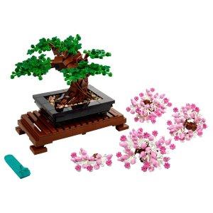 Lego盆景树 10281 878粒