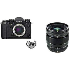 FujifilmX-T3+XF 16mm F1.4