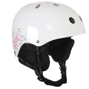 $6.25(原价$50) + 包邮白菜价:Anex 女子高强度滑雪头盔低价1.5折