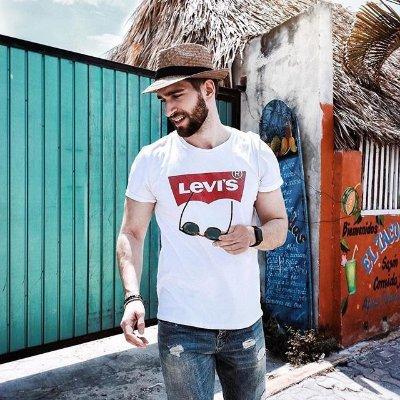 £18起收封面款Levi's 经典红底LOGO短袖热促 轻松搭配出街头慵懒风