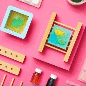 最多三个月盒子能免费最后一天:Kiwico 儿童手工盒网站0-16岁+都适合 可随时取消订阅