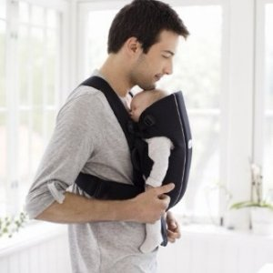 低至5折 $39.99起BabyBjörn 婴儿背带促销 新生儿可直接使用