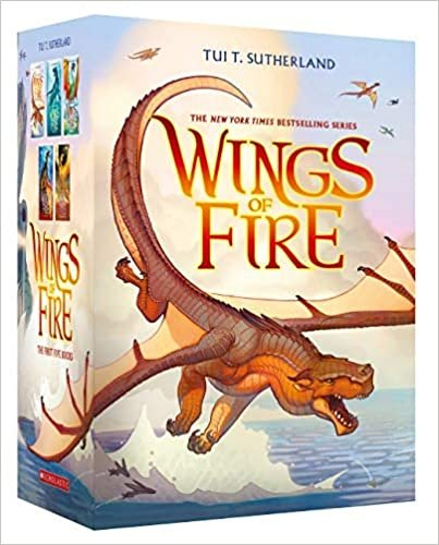 Wings of Fire 1-5 Boxed Set