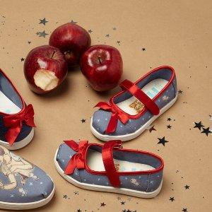 Toms降价!白雪公主 婴幼儿鞋