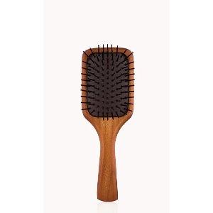 Avedaaveda wooden mini paddle brush | Aveda