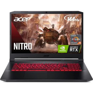 "$1199.99Acer Nitro 5 17"" 144Hz Laptop (R5 5600H, 3060, 16GB, 512GB)"
