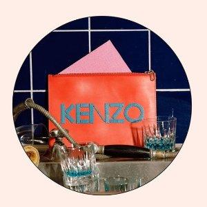 低至5折 新款也参与半年一度:Kenzo 季中大促虎头潮牌热卖 收T恤、卫衣