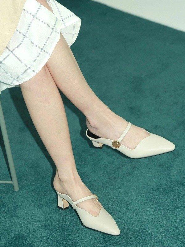 复古穆勒鞋