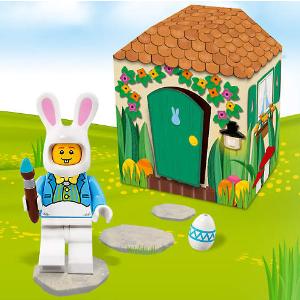 满$35送复活节萌萌兔 + 免运费LEGO 官网购物享好礼 会员享双倍积分