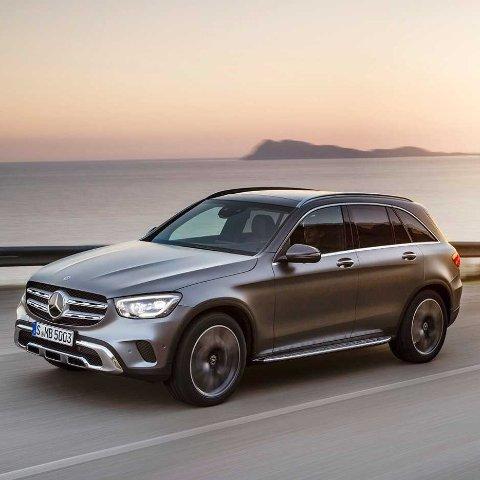 销量王遇上新科技2020 Mercedes-Benz GLC级 SUV