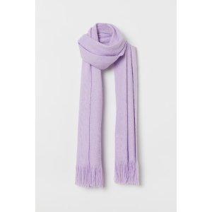 H&M围巾