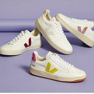 新人专享8.5折+黄金码+免邮中国上新:Veja 小白鞋精选热卖,秋季新款樱花CP款也参加