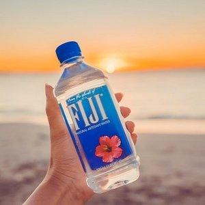 $5.98 每瓶只要$1FIJI 斐济天然矿泉水500ml×6瓶 风靡时尚圈的网红矿泉水