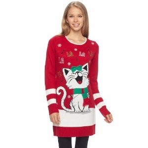 Kohl Ugly Christmas Sweaters.Juniors Ugly Christmas Sweaters Kohl S Extra 25 Off