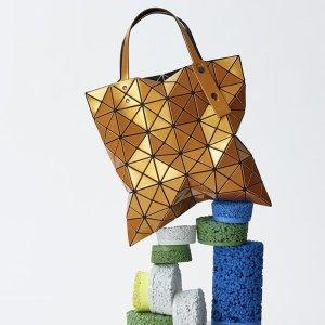 明星钟爱 $565收经典6格托特包Issey Miyake 三宅一生包包 不需抽签 不用代购 自己就能买到