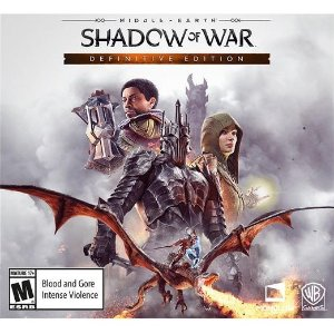 Middle-earth: Shadow of War Definitive Edition [Online Game Code]