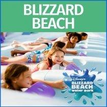 Blizzard Beach 迪士尼暴风滩水上乐园