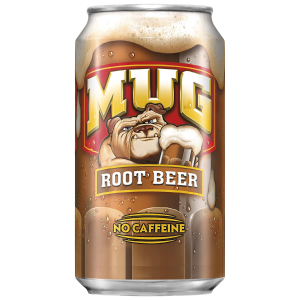$4.24 + Free ShippingMug Root Beer, 12 Fl Oz Cans, Pack of 18