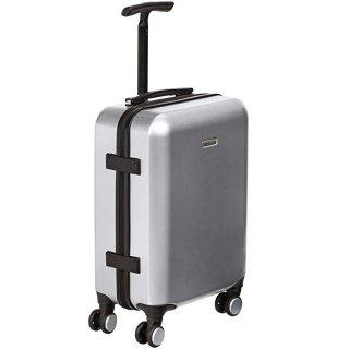 $39.35 (原价$53.54)AmazonBasics 硬壳万向轮行李箱 20寸