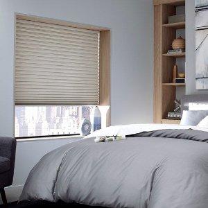 低至6折 + 免运费Blinds.com 精选定制百叶窗 窗帘等促销