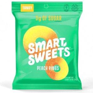 SmartSweets 黄桃软糖圈 50g