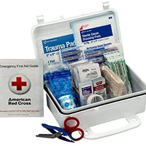 First Aid Only 57 Piece First Aid Kit, OSHA Compliant