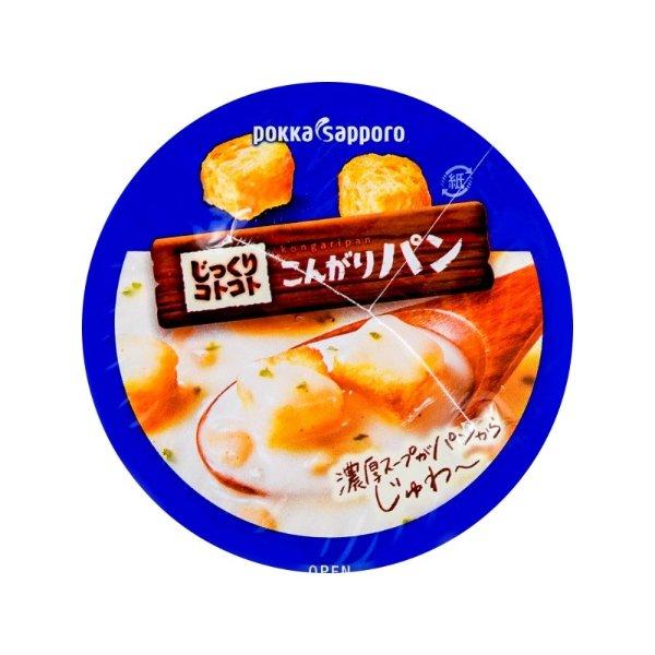 POKKA SAPPORO 面包浓汤 浓香海鲜蛤蜊 27.2g