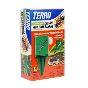 $3.59TERRO T1812 Outdoor Liquid Ant Killer Bait Stakes