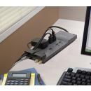 史低价 $14.99(原价$39.99)Belkin 8端口浪涌电压保护器插线板 (6英尺长)