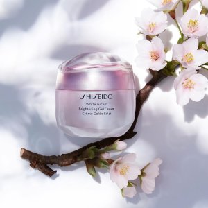 低至7折 £23收小蓝瓶防晒Shiseido热卖 红腰子百优面霜给肌肤高级享受