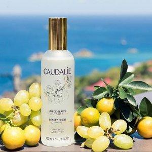 满$115赠护肤3件套(价值$48)Caudalie 欧缇丽护肤套装热卖 收明星皇后水、大葡萄喷雾