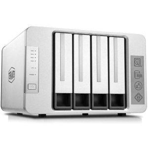 TERRAMASTERF4-210 NAS 4盘位 1GB RAM 4核