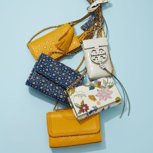 Up to 50% Off + Extra 20% Off Select Tory Burch Bags, Shoes and more @ Neiman Marcus