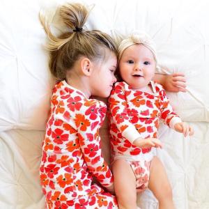 7.5折 扎克伯格家也用这个品牌aden + anais  婴幼儿睡衣特惠