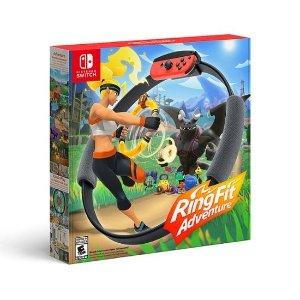 健身环大冒险 - Nintendo Switch