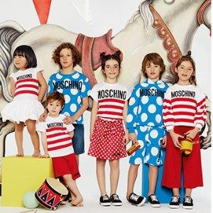 Up to 30% Off of Sale ItemsMoschino Kids Clothing Sale @ AlexandAlexa