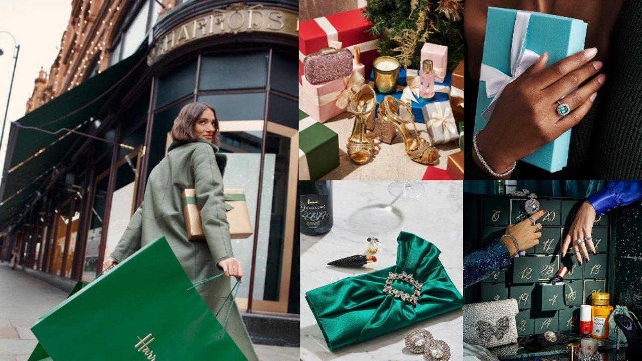 英国奢侈品百货Harrods圣诞礼物清单!Harrods百货Winter Sale冬季大促血拼购物攻略!