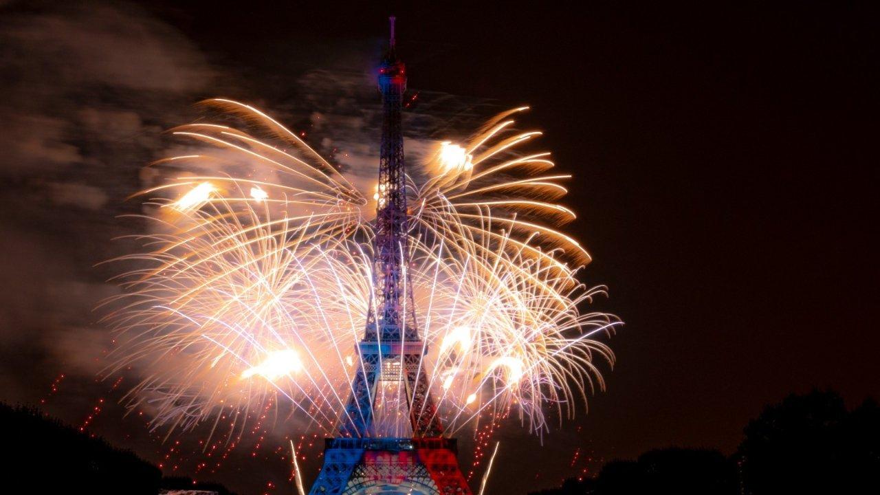 2021年7月14日法国国庆节,巴黎所有的活动都在这里了!